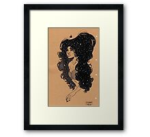 Star Girl VIII Framed Print