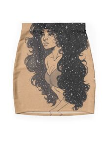 Star Girl VIII Mini Skirt