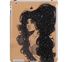 Star Girl VIII iPad Case/Skin