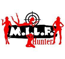 Milf Hunter Photographic Print