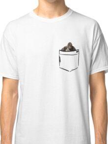 Harambe in Pocket  Classic T-Shirt