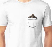 Harambe in Pocket  Unisex T-Shirt
