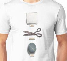 Paper, Scissors, Stone Unisex T-Shirt