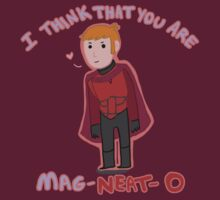 Mag-neat-o! by ebethdoodles
