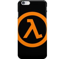 Lambda iPhone Case/Skin