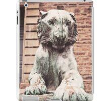 Princeton Tiger 1 iPad Case/Skin