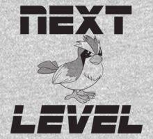 """Next Level"" Pidgey  Kids Tee"