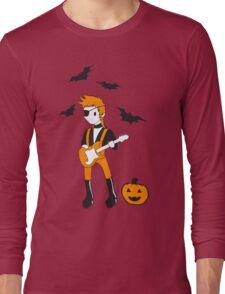 Halloween Jack Long Sleeve T-Shirt