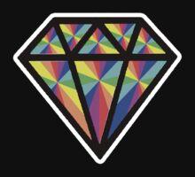 colorful diamond by benyuenkk
