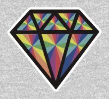 colorful diamond Kids Clothes