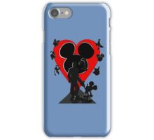 It was all started by a mouse... iPhone Case/Skin