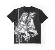 Carousel horses Graphic T-Shirt