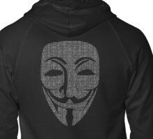 Binairy Vendetta Zipped Hoodie