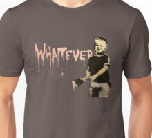 Banksy - Whatever Unisex T-Shirt