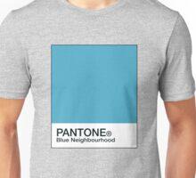 Blue Neighbourhood PANTONE Unisex T-Shirt
