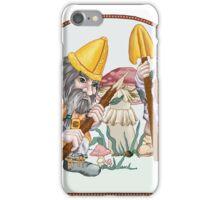 Fearless Mushroom Hunters iPhone Case/Skin