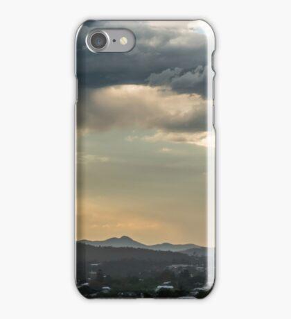 Beauty before the beast iPhone Case/Skin