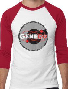 GeneCo Logo Recreation Men's Baseball ¾ T-Shirt
