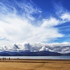 Inch Beach County kerry Ireland by Pauline Tims