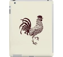 Rooster VRS2 iPad Case/Skin