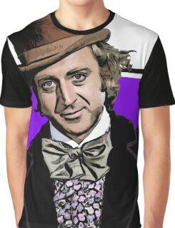 Gene Wilder Graphic T-Shirt