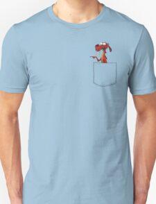 MUSHU 3D POCKET Unisex T-Shirt