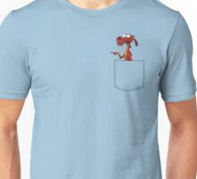 MUSHU 3D POCKET Unisex T-Shirt