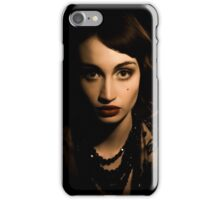 Who's that girl iPhone Case/Skin