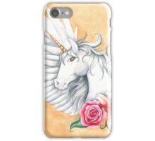 Floral Unicorn iPhone Case/Skin