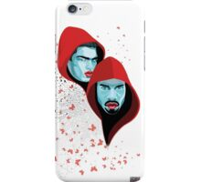Red riding hoodies iPhone Case/Skin
