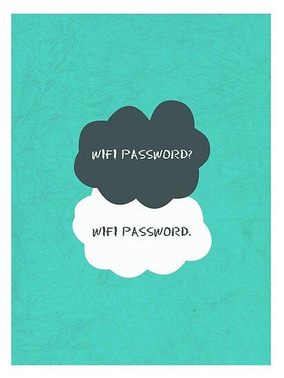 Wifi Password by StewNor