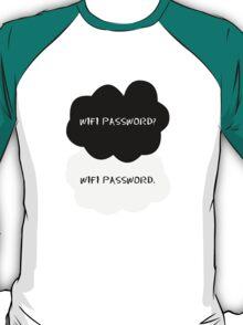 Wifi Password T-Shirt