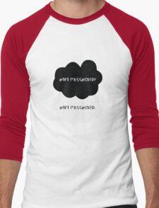 Wifi Password Men's Baseball ¾ T-Shirt