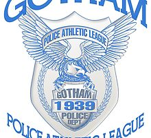 Gotham Police Athletic League by G. Patrick Colvin