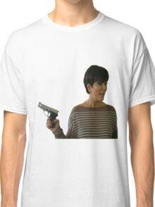Kardashians with guns: Kris  Classic T-Shirt