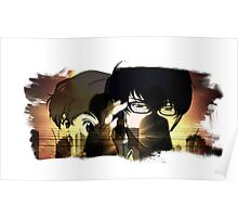 Zankyou no Terror Past & Present Poster