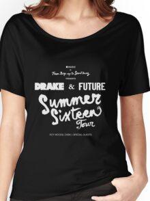 SUMMER SIXTEEN TOUR 2016 Women's Relaxed Fit T-Shirt