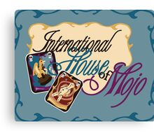 International House of Mojo Canvas Print