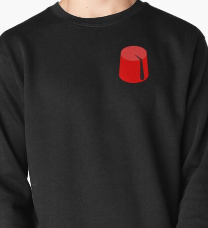 Red Fez of the Moors | Moorish American Clothing Pullover