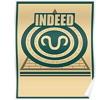 Indeed Poster