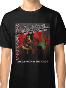 TARAZON02 DOKKEN Unleashed In The East Tour 2016 Classic T-Shirt