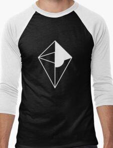 No Mans Sky Minimalist Men's Baseball ¾ T-Shirt