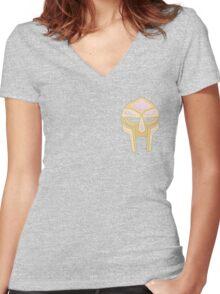 MFDNT Women's Fitted V-Neck T-Shirt