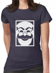 FSociety Mr Robot Womens Fitted T-Shirt