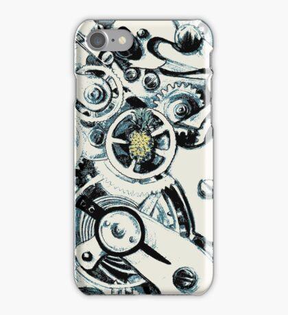 Clockwork Pineapple iPhone Case/Skin
