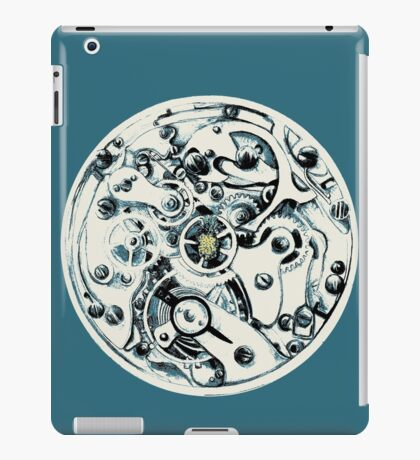 Clockwork Pineapple iPad Case/Skin