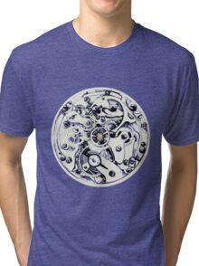 Clockwork Pineapple Tri-blend T-Shirt