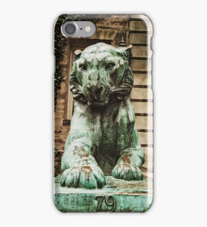 Princeton Tiger 3 iPhone Case/Skin