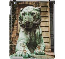Princeton Tiger 3 iPad Case/Skin