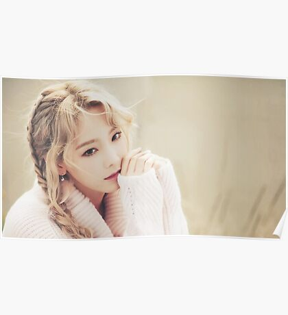 taeyeon-I Poster